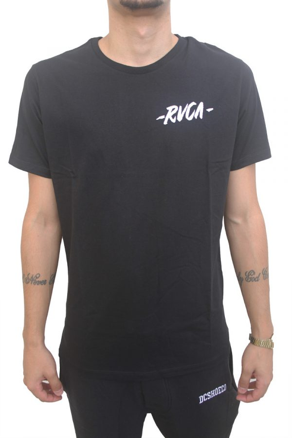Camiseta RVCA Axis Rounded 1