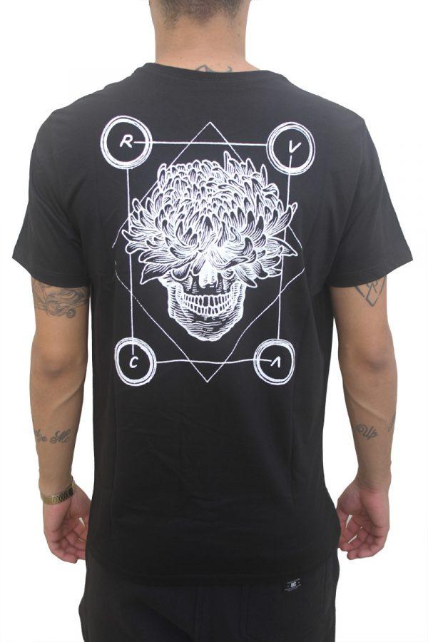 Camiseta RVCA Axis Rounded 2