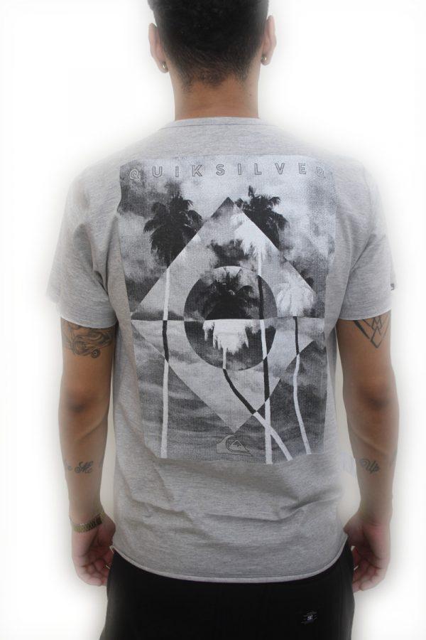 Camiseta Quiksilver  Photo Double - 2 ( Dupla Face) 2