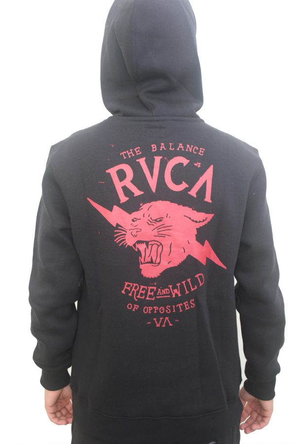 Moletom RVCA Free And Wild 2