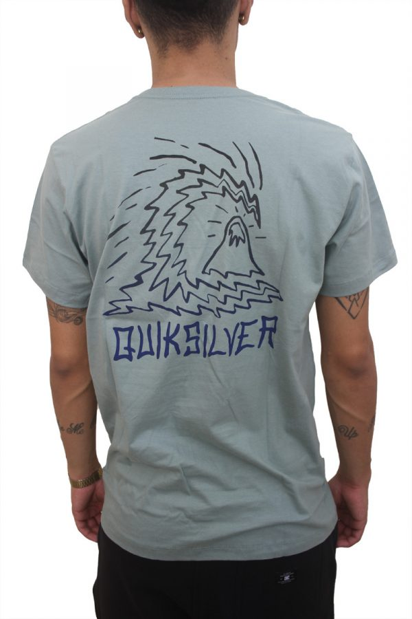 Camiseta Quiksilver Faded Out - 3 2