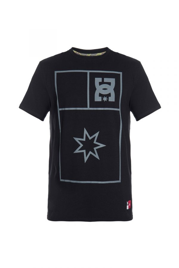Camiseta Dc Stretch Flag Tall Fit - 1 1