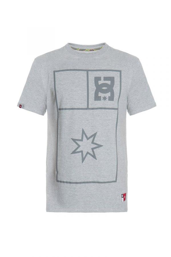 Camiseta DC Stretch Flag Tall Fit - 2 1