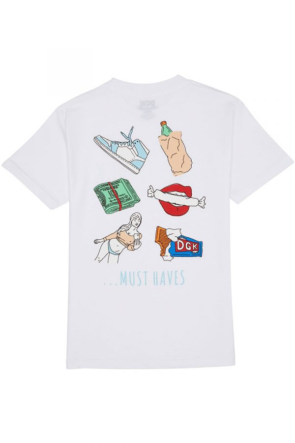 Camiseta DGK Must Haves - 3 2