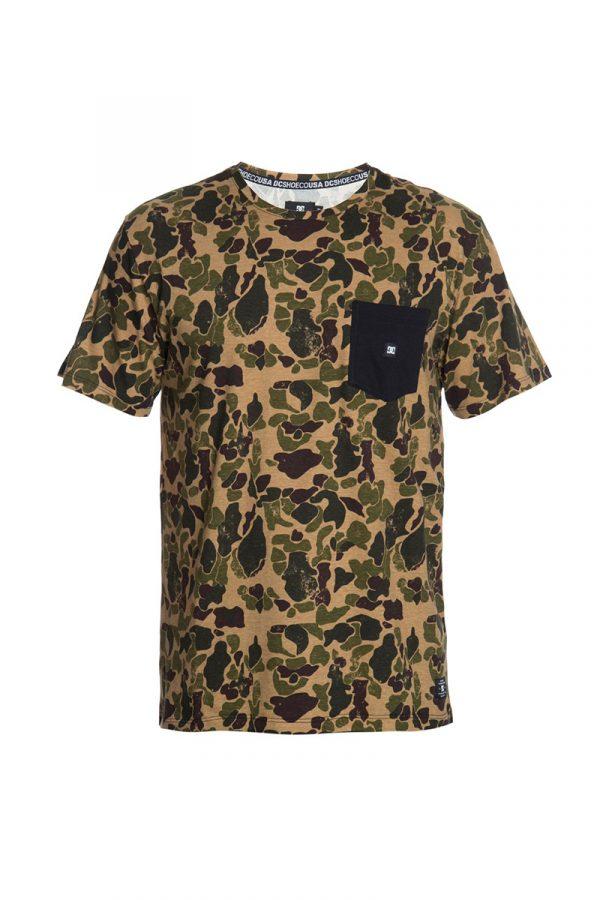 Camiseta DC Full Camo 1