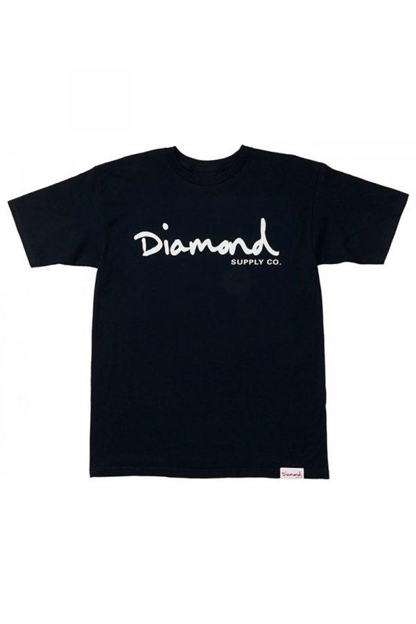 Camiseta Diamond Supply OG Script 1