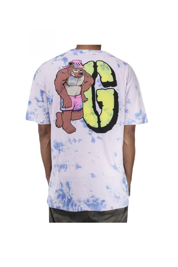 Camiseta Grizzly Beach Bum 2