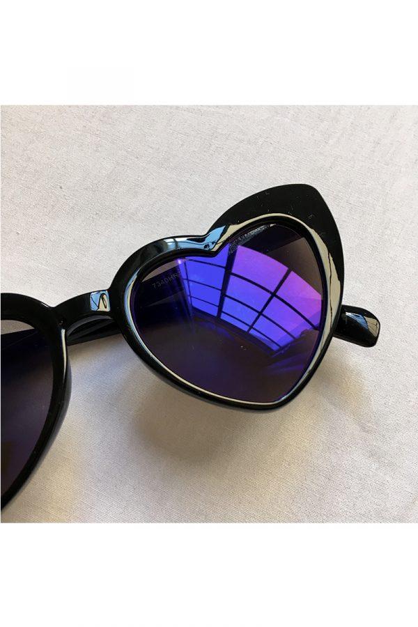 Óculos Velvet Goldmine Heart Of Glass 2
