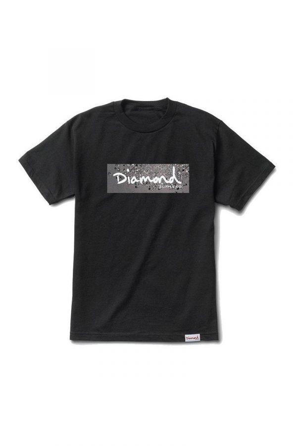 Camiseta Diamond Supply Scatter Box 1