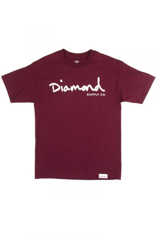 Camiseta Diamond Supply Og Script 1
