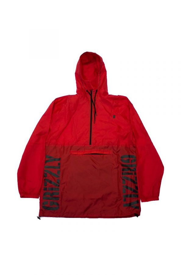 Jaqueta Grizzly Medalist Anorak 1