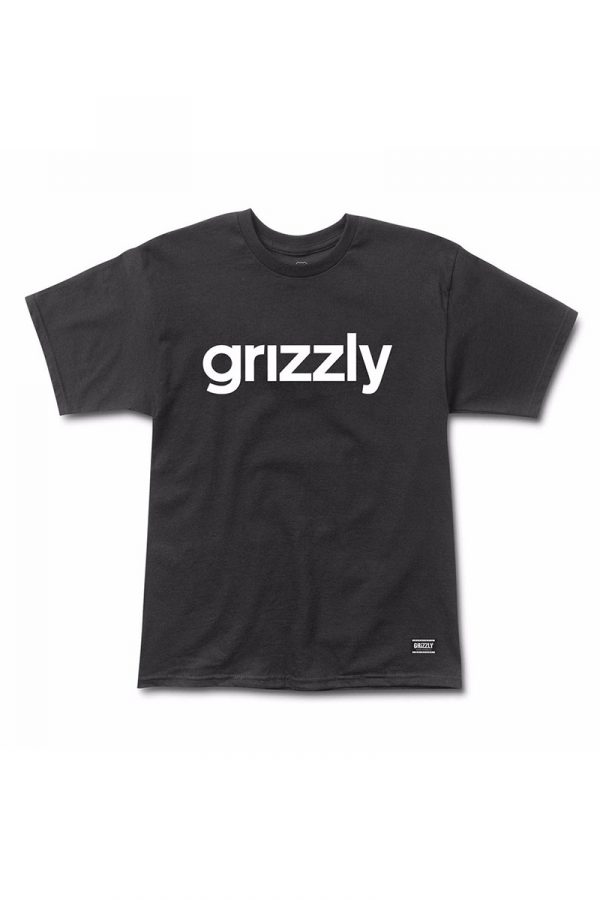 Camiseta Grizzly Lowercase Logo 1