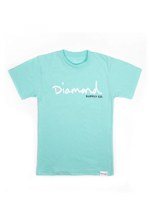 Camiseta Diamond Og Script 1