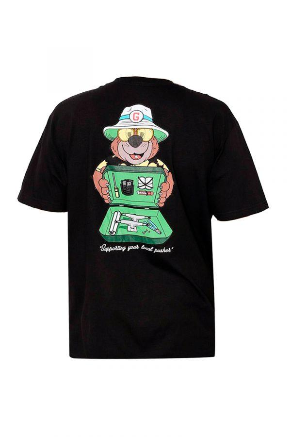 Camiseta Grizzly Bear & Loathing 2