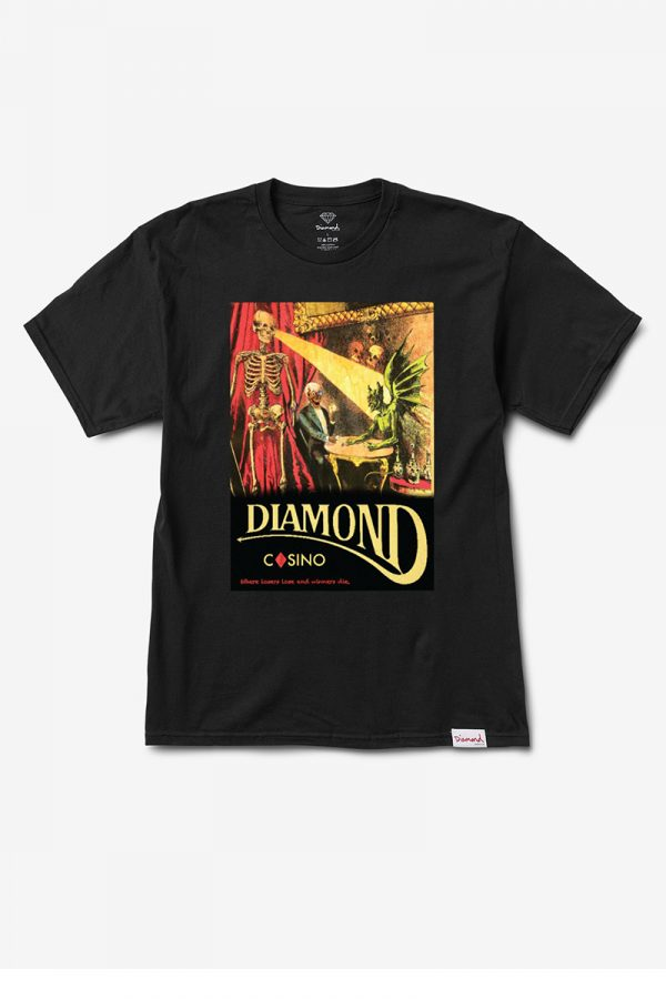 Camiseta Diamond Winners Die 1