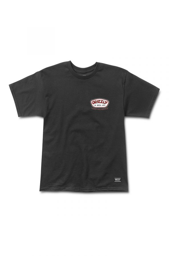 Camiseta Grizzly Locally Owned 1