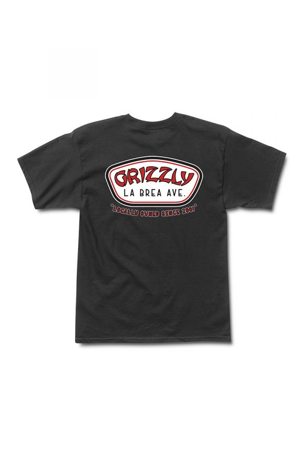 Camiseta Grizzly Locally Owned 2