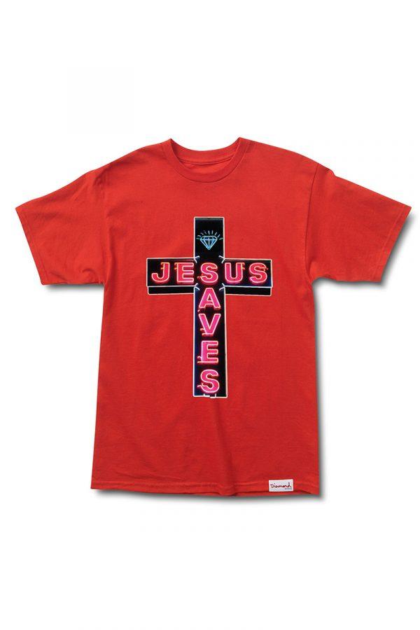 Camiseta Diamond Save Us 1