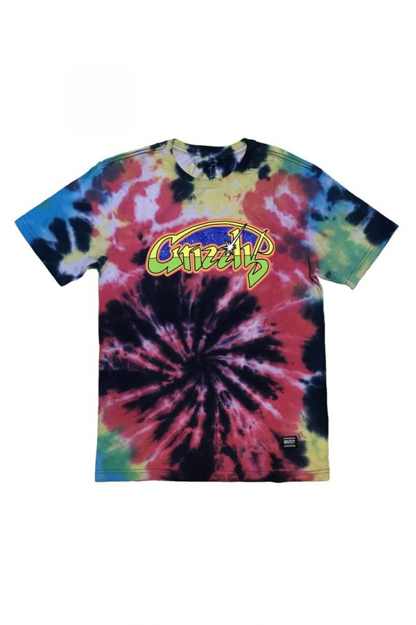 Camiseta Grizzly Galactic Frontier 1