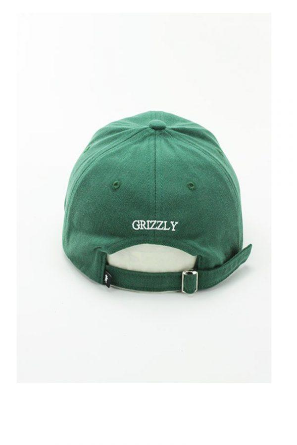 Boné Grizzly Og Bear Logo 3