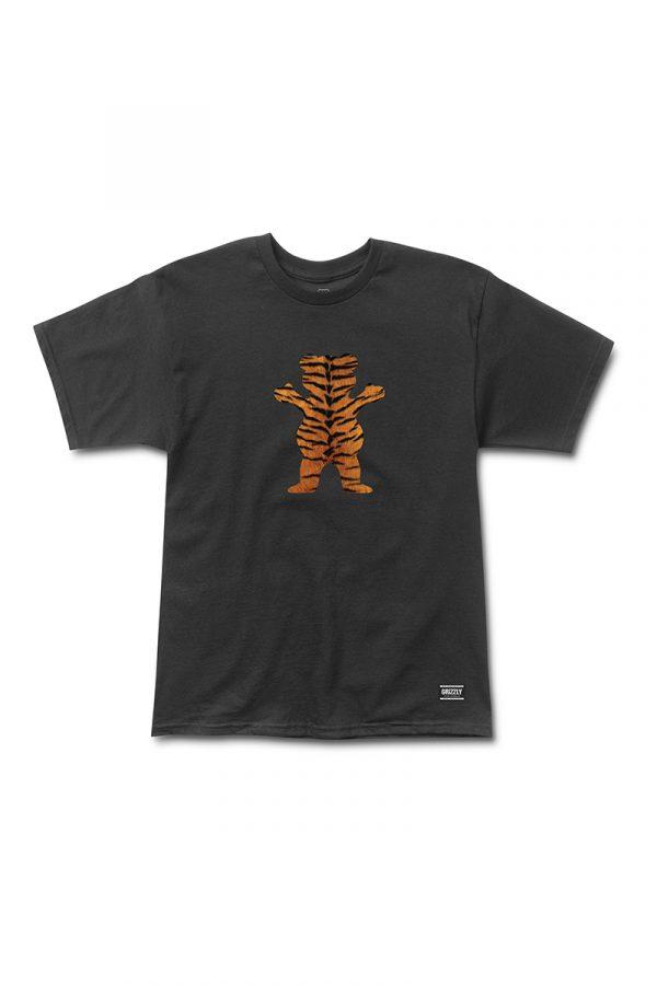 Camiseta Grizzly Tiger Stripe 1