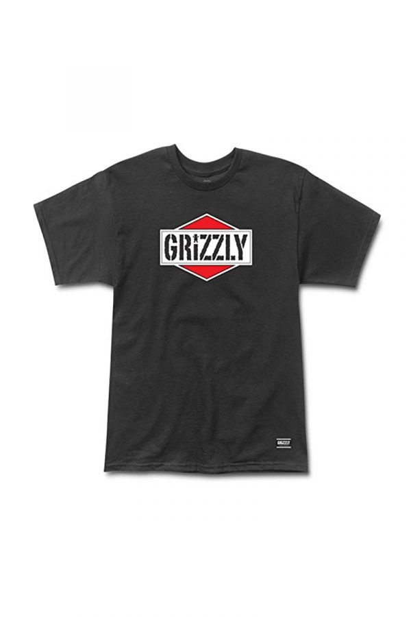 Camiseta Grizzly Family Of Grizz 1