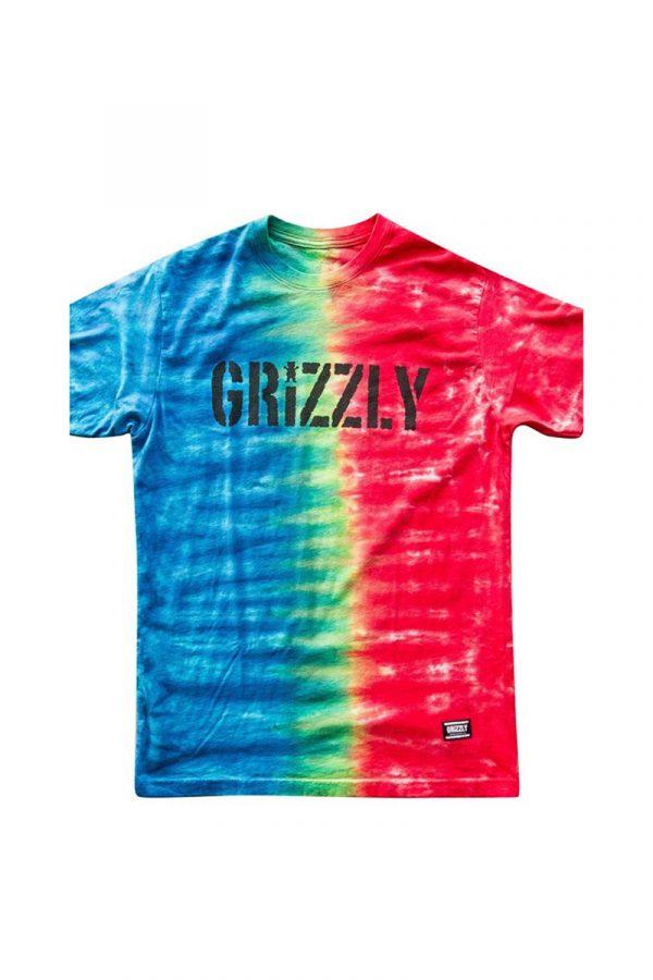 Camiseta Grizzly Acid Stamp 1