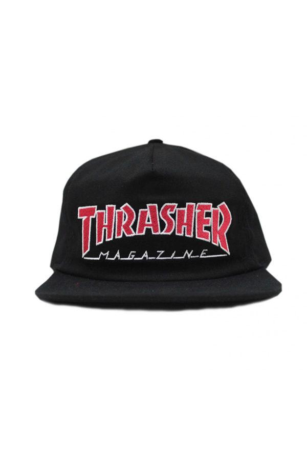 Boné Thrasher Outlined 1
