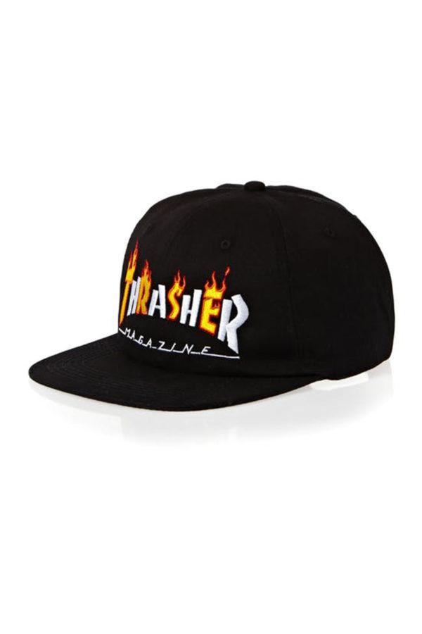 Boné Thrasher Flame Mag 1