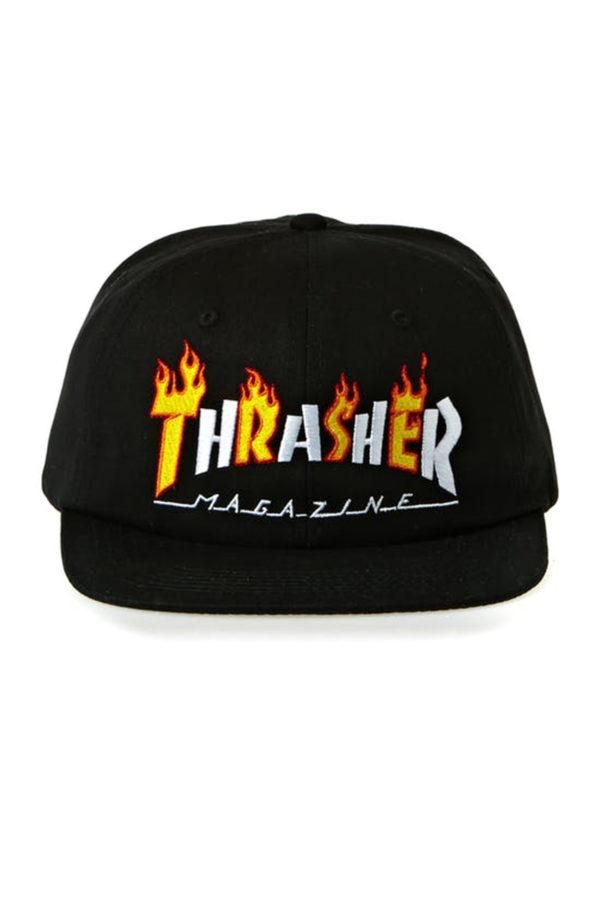 Boné Thrasher Flame Mag 2