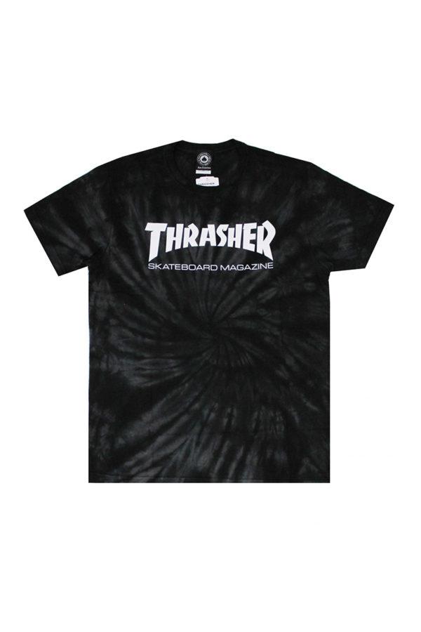 Camiseta Thrasher Skate Mag Spider Dye 1
