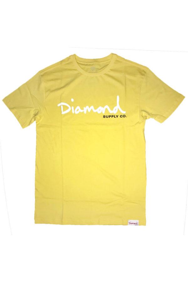 Camiseta Diamond Og Script 1