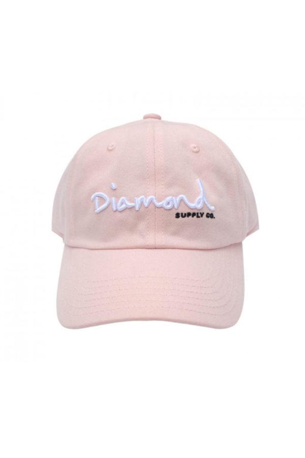 Boné Diamond Og Script 2