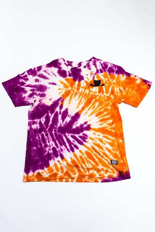 Camiseta Grizzly Sunscape Pocket Tie Dye 1