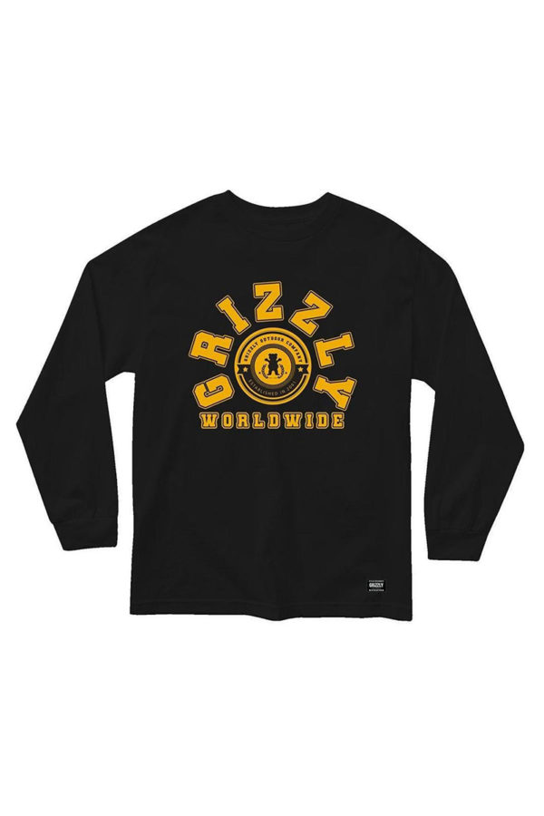 Camiseta ML Grizzly Homecoming 1