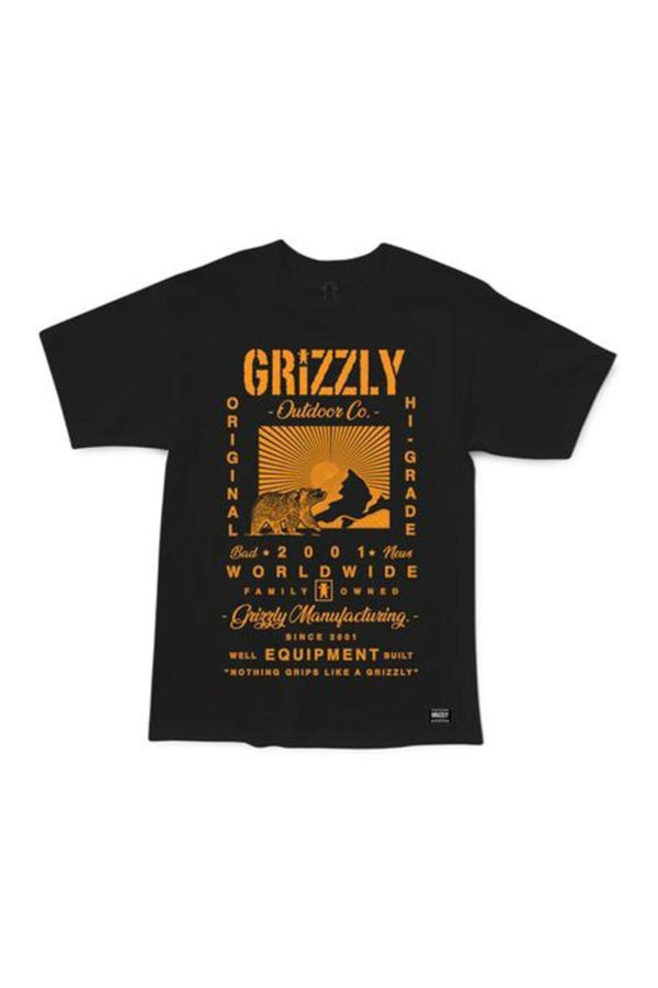 Camiseta Grizzly Tagline 1