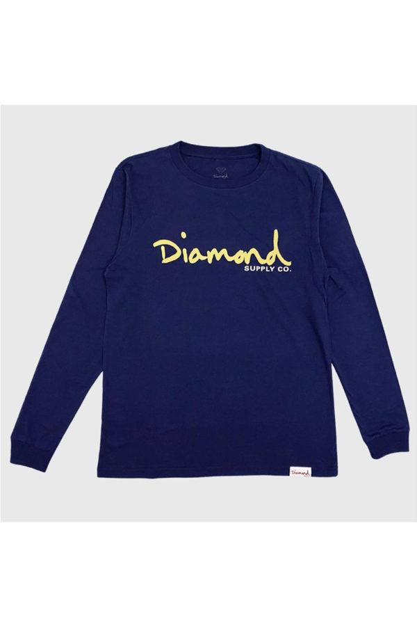 Camiseta ML Diamond Og Script 1