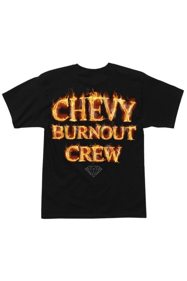 Camiseta Diamond X Chevelle Burnout Crew 2